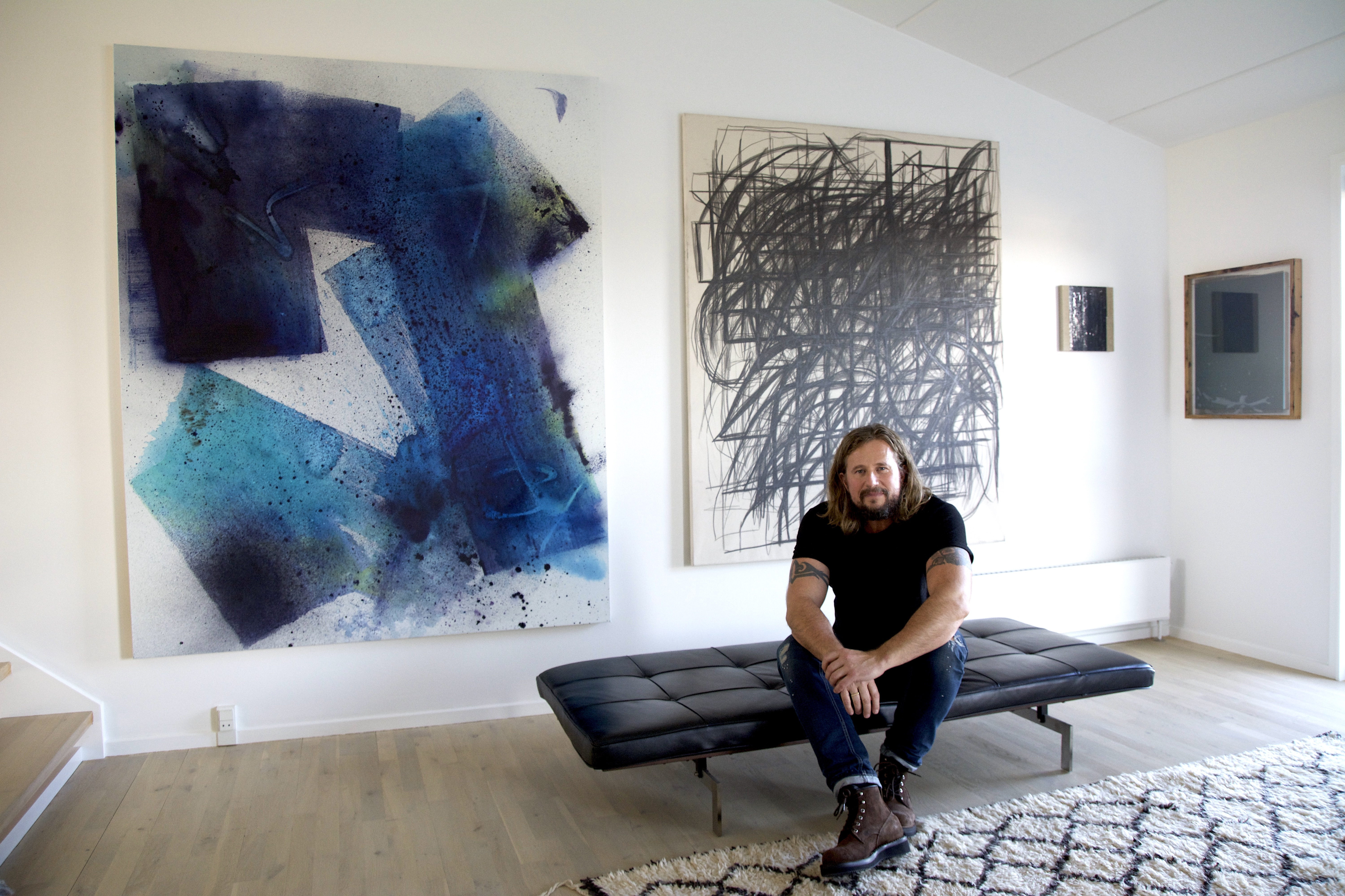 All you want to know about Lars Holst's art contemporary collection – Read on artland