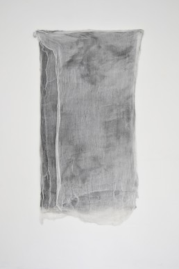 Alessandro Moroder, Ten Sheets Of Used Cloth, 2015. Courtesy of Marie Kirkegaard.